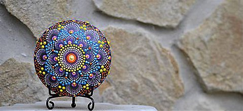 Iné šperky - Mandala Posledna Vecerna - 11296495_