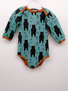 Detské oblečenie - Bears - 11293842_