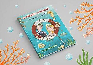 Knihy - Knižka Nezábudka a Divozel (2) - 11296668_