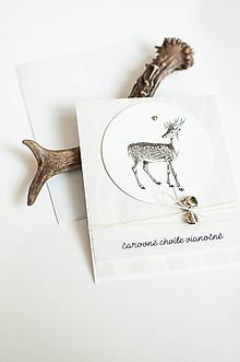 Papiernictvo - čarovné chvíle vianočné - 11298133_