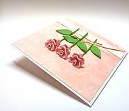 Papiernictvo - Pohľadnica ... zo záhrady - 11300518_