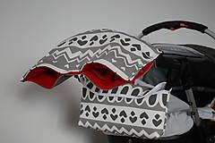 Textil - rukávnik VINTER 2017 - 11299718_