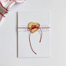 Papiernictvo - Vianočná pohľadnica - 11299001_