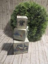 Dekorácie - Vianočná dekorácia - 11300879_