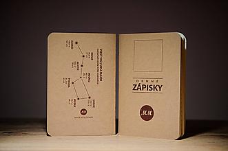 Papiernictvo - DENNÉ ZÁPISKY - Veľký voz - 11300653_