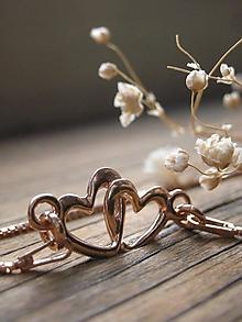 Náhrdelníky - Ty a ja náhrdelník - 11300555_