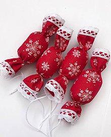 Dekorácie - Vianočné salonky - 11300358_