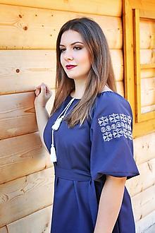 Šaty - Blúzkové šaty - 11298529_