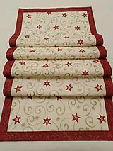 Úžitkový textil - Vianočný obrus.... - 11298297_