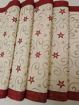 Úžitkový textil - Vianočný obrus.... - 11298298_