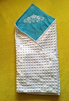 Textil - Kojenecká deka - 11302983_