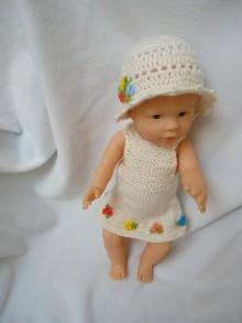 Hračky - bábika - oblečko 11 - 11302917_