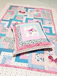 Úžitkový textil - Detská  deka - 11302002_