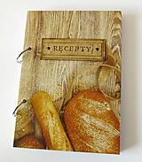Papiernictvo - Receptár vo vintage štýle - 11302039_