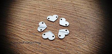 Komponenty - Medzikus - Srdiečko - 12 mm - 11305058_