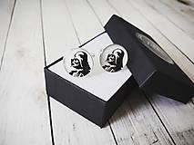 Šperky - Manžetové gombíky Star wars - 11304798_