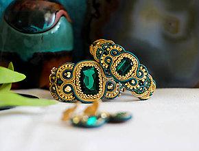 Náramky - Emerald - 11301669_