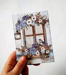 Papiernictvo - Leporelo * fotoalbum na 14 foto 10*15 cm - 11302289_