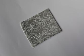 Iné doplnky - Luxusná vreckovka do saka - 11303121_