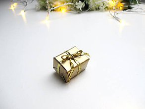 Hračky - Mini vianočný darček - 11303555_