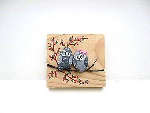 Tabuľky - Zamilovaný párik - 11304167_