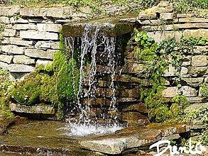 Obrazy - Vodopád - 11302751_