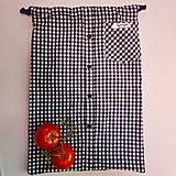 Úžitkový textil - Zero waste Košelák - 11302795_