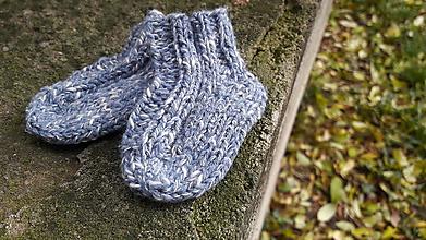 Topánočky - Ponožky na nožky - 11302720_