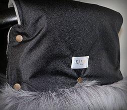 Textil - Rukávnik na kočík - 11303197_