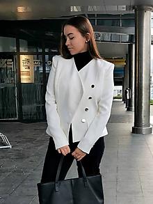 Kabáty - dámske sako PETRA - 11304546_