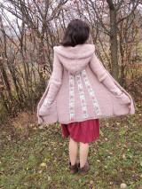 Svetre/Pulóvre - Akcia - 199€ - Vlnený sveter, kabátik – Ľudovka - 11302154_