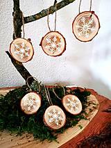 Dekorácie - Vianočné ozdoby - 11302688_