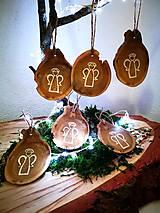 Dekorácie - Vianočné ozdoby - 11303919_