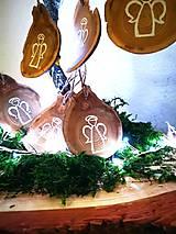 Dekorácie - Vianočné ozdoby - 11303922_