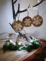 Dekorácie - Vianočné ozdoby - 11303923_
