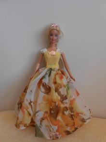 Hračky - Šaty pre barbie - 11304667_