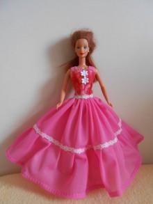 Hračky - Šaty pre barbie - 11304694_