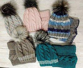 Detské čiapky - Setiky skladom - 11307862_