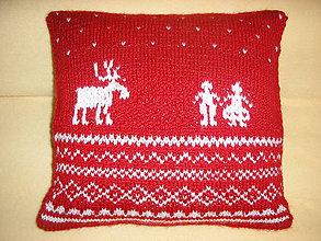 Úžitkový textil - Vankúšik-rozprávka - 11310312_