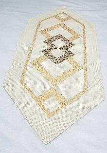 Úžitkový textil - Vianočný  obrus - 11309701_