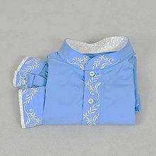 Oblečenie - Svetlo modrá (50 - Modrá) - 11305621_