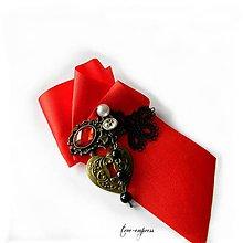 Odznaky/Brošne - Brošňa - gotic...steampunk.... - 11308832_