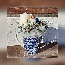 Dekorácie - vianočná dekorácia - 11309437_