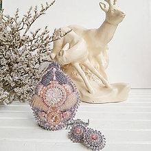 Sady šperkov - Rose Morning Dew - sada šperků - 11305401_