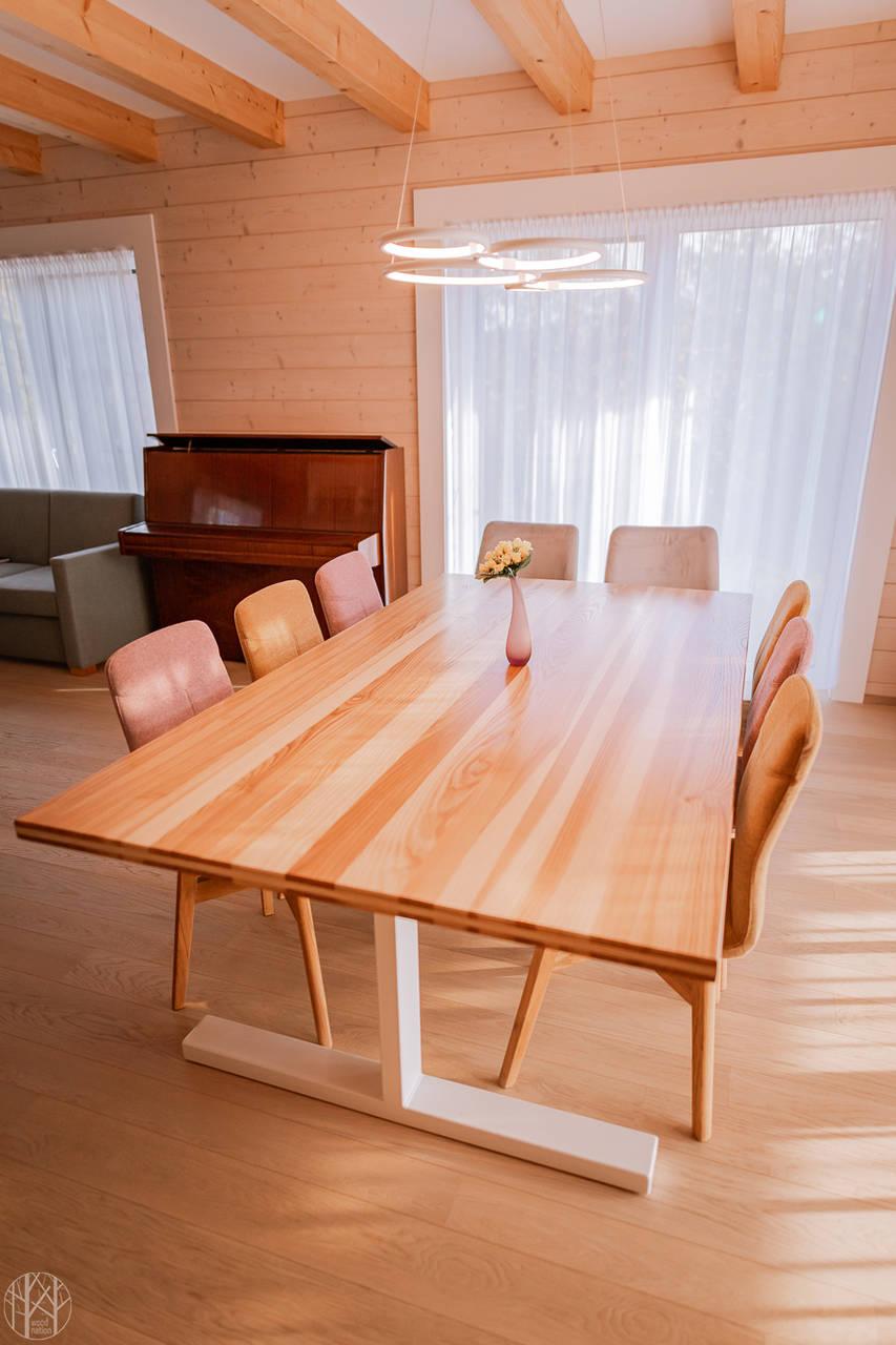 Nábytok - Jedálensky stôl  - 11305823_