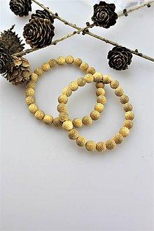Náramky - santal náramok - drevené korálky náramok - 11309114_