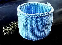 Dobrý obchod - Baby blue - 11310199_