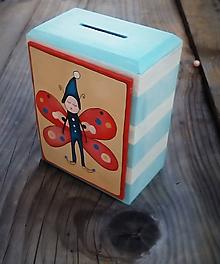 Krabičky - Pokladnička I. - 11307307_