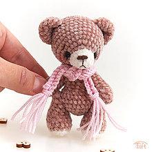 Hračky - mini-macko - 11308135_