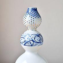 "Dekorácie - Váza ""Japan"" - 11308111_"